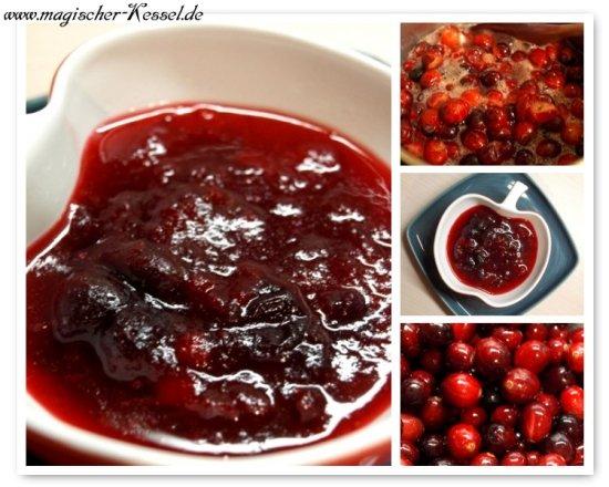 cranbery sauce recipe