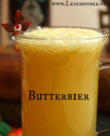 Recipe for butterbeer à la Harry Potter